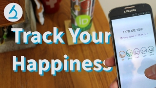 Can Tracking Happiness Make You Happier? 😊 Video