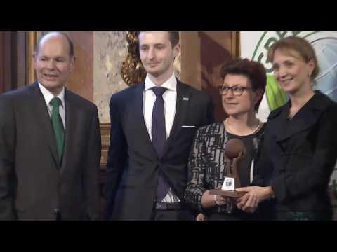 GREEN BRANDS Austria 2016 Gala - Auszeichnungen 2