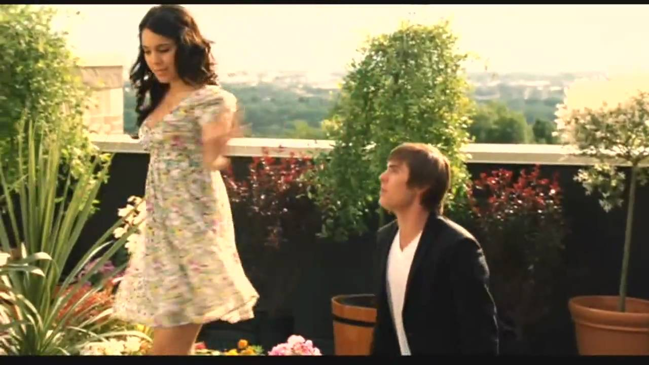 HIGH SCHOOL MUSICAL 3 CAN I HAVE THIS DANCE HD!!!!! - YouTube