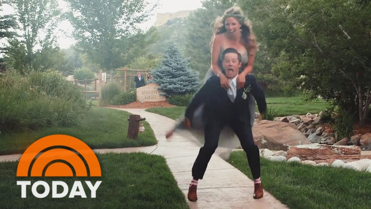 Watch This Wedding Fail By Maid Of Honor And Best Man Today