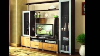 видео Стенки горки под ТВ - купить стенку горку в интернет магазине «Ё-Мебель» в Москве по цене от производителя