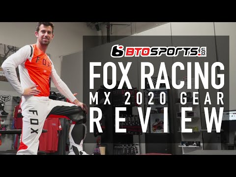 NEW Fox Racing MX2020 Gear Review And Comparison