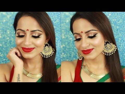 Complete Indian Bridal Makeup (HINDI) | Deepti Ghai Sharma