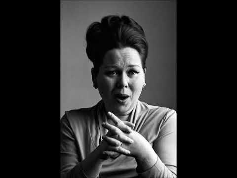 Verdi - I Lombardi - Se vano è il pregare - Renata Scotto - Gavazzeni (Roma, 1969)