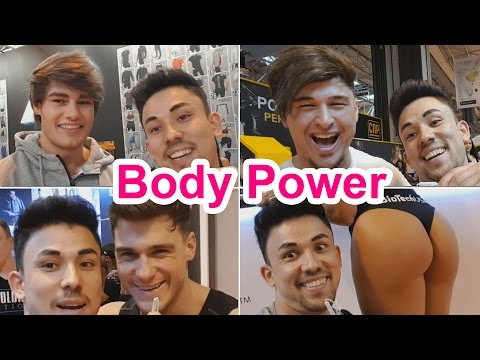 BodyPower Expo | Ralph Winter | 2016