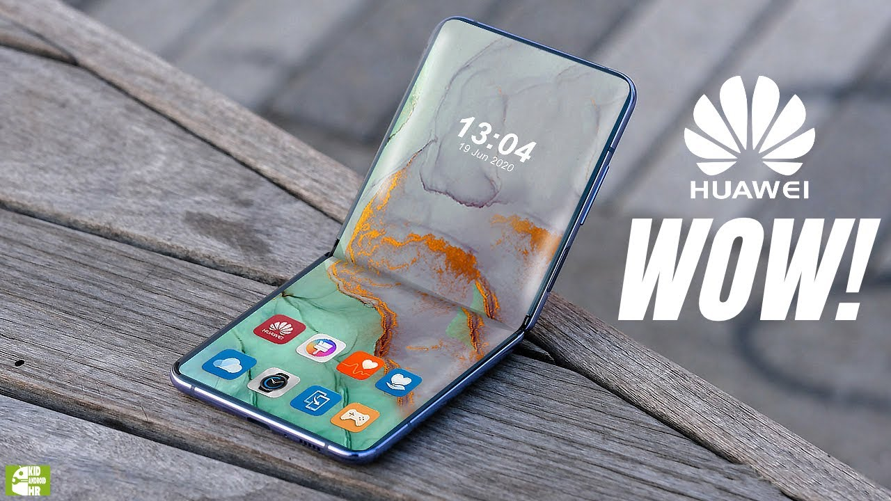 Huawei - OMG THIS IS GAME-CHANGER