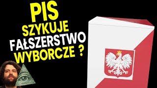 PIS Szykuje Fałszerstwo na Wybory? Numery List na Banerach PRZED LOSOWANIEM PKW - Spiskowe Teorie PL