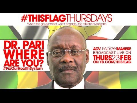 Health in Zimbabwe exposé  #ThisFlag Advocate Fadzayi Mahere
