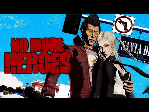 No More Heroes 1 e 2 chegam ao Switch