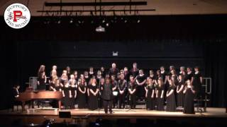 Portsmouth High School Combined Choirs Amazing Grace Scholarship Concert