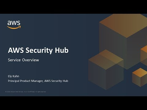 Introduction to AWS Security Hub - AWS Online Tech Talks
