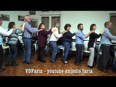 Baile Regional e Chamarrita, Velas São Jorge