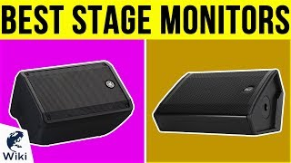10 Best Stage Monitors 2019