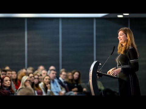 VIDEO: Karren Brady Inspires More Than 600 Guest At Ashton Gate