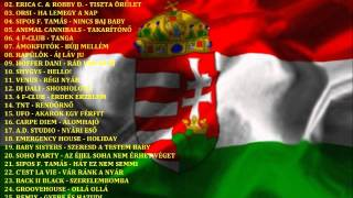 HUNGARIAN RETRO HÁZIBULI MIX VOL. 1 (MIXED BY DJ CSUCSU) PROMO!