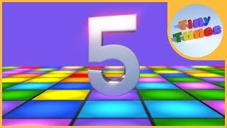 Counting By 5s - Skip Counting by 5 - Counting by 5's to 100