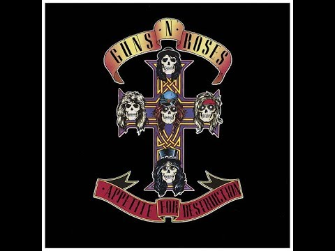 Appetite For Destruction (1987) Guns N Roses- Album Review
