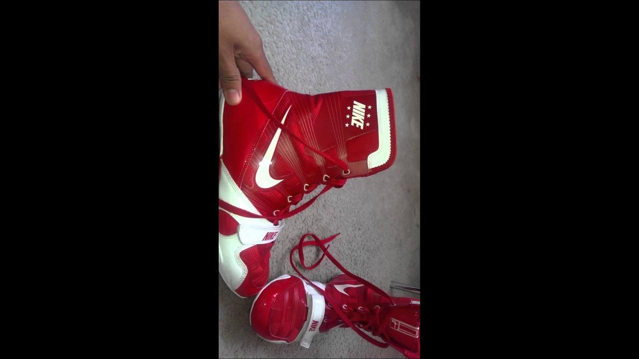 purchase cheap fb76a 7d71f Update  Nike Hyper Ko Pacquiao boxing shoes