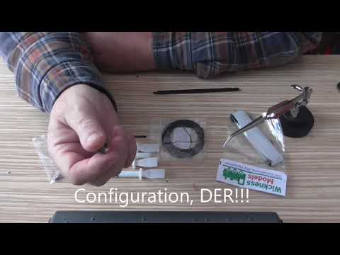 Model railway- ESU Lighting strip -Part 1