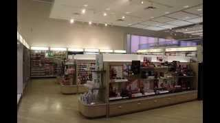Displays and Store Fixtures, Manufacturing | C-West Custom Fixtures Inc