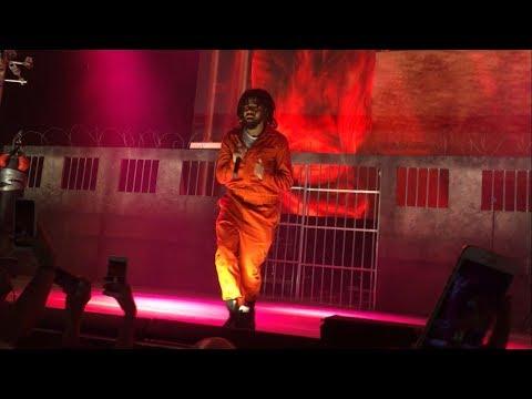 J. Cole - Wet Dreamz LIVE | 4 Your Eyez Only Tour