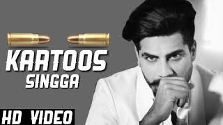 Kartoos - Singga (Official Song) - Mankirat Aulakh | Dj Flow | Latest Punjabi Song | Singaa songs