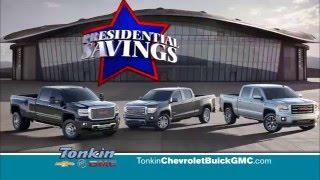 Tonkin Chevrolet Buick GMC