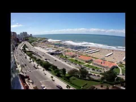 Mar del Plata es una ciudad ubicada en el sudeste de la Provincia de Buenos Aires, Argentina,