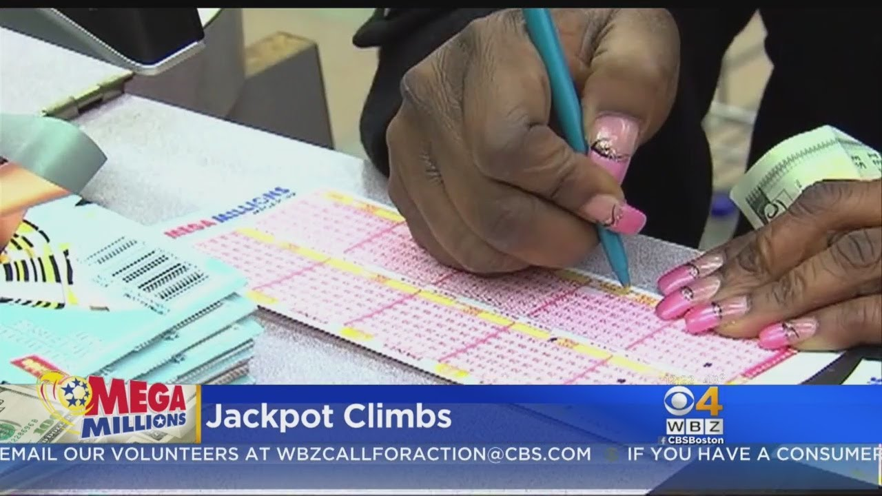 Mega Millions Jackpot Now Over Half A Billion Dollars
