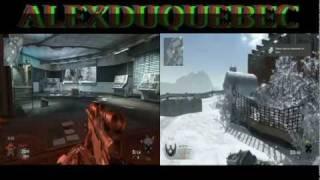 ALEXDUQUEBEC en ligne de mire sur Call Of Duty: Black Ops !