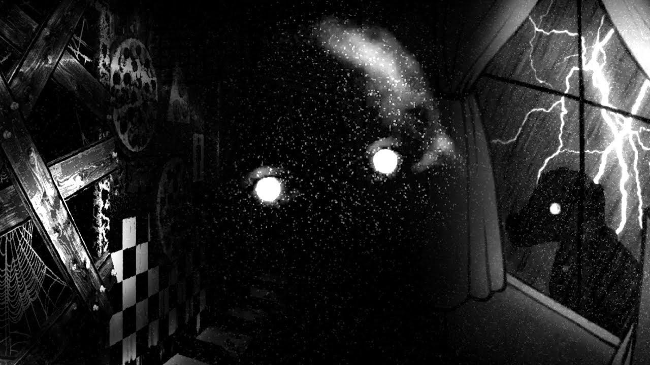 KRĄŻĄC PRZEZ MROK ZA POZYTYWKĄ | A Shadow Over Freddy's #2