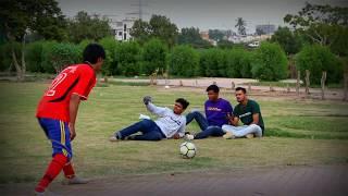 FUNNY FOOTBALL PRANKS