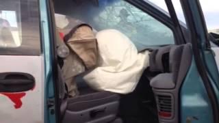 Rear facing car seat vs. Front passenger airbag
