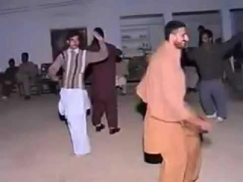 A Khattak Dance In Nakka Khurdsajid Hanif