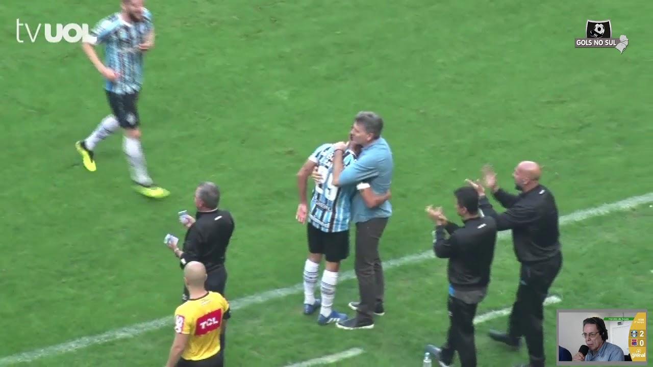 Grêmio 2 x 0 Paraná - Rádio Grenal - 15 09 2018 - YouTube d990bae97afba