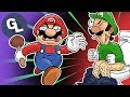 Luigi Wins by Doing Absolutely Everything