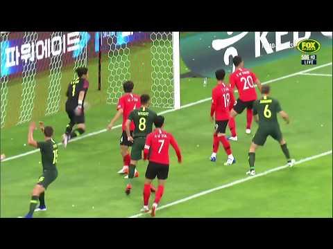 Korea Republic 1 - 0 Caltex Socceroos: Match Highlights