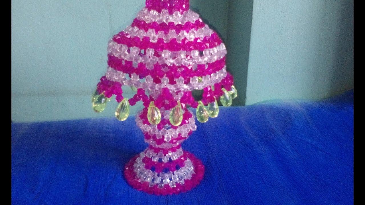 How to make beaded lampshadepart 2 how to make beaded lampshadepart 2 aloadofball Gallery