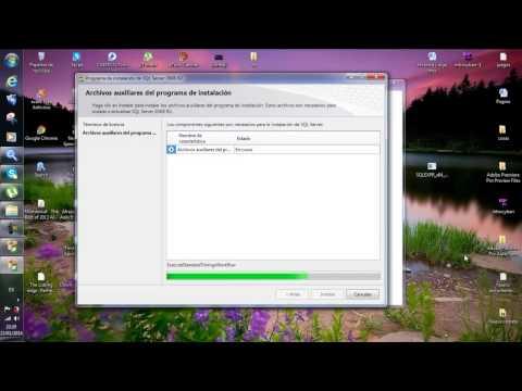 Problemas para instalar SQL server 2008 ? (Solucionado)