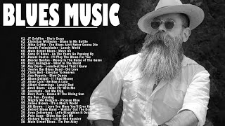 Relaxing Blues Music | Best Slow Blues Songs Of All Time | Slow Blues / Blues Ballads | Love Story