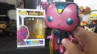 Vision Funko PoP! Review