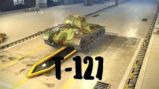 T-127 (прем танк 3 уровня). World of Tanks Blitz. Летсплей