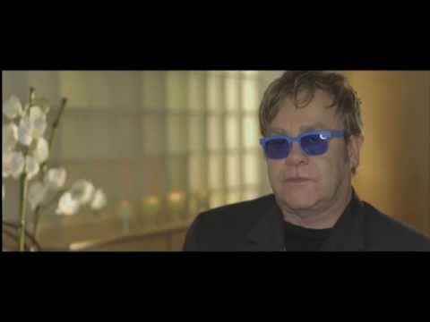 Sir Elton John shares the story of EJAF's beginnings