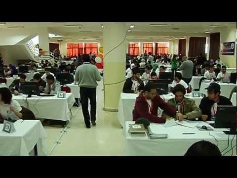ACM ACPC Arab Collegiate Programming Contest - Amman - Jordan - 2012