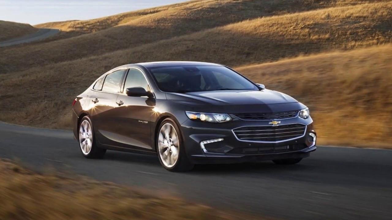 2018 Chevrolet Malibu Hybrid Review