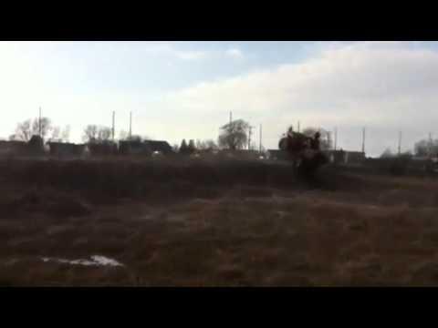 4 wheeler crash, Can-Am Outlander 400