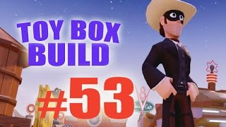 Disney Infinity 2.0 - Toy Box Build - Hi-ho Silver! [53]