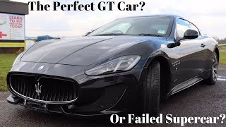 The Maserati Gran Turismo: Best GT Car or Failed Supercar?