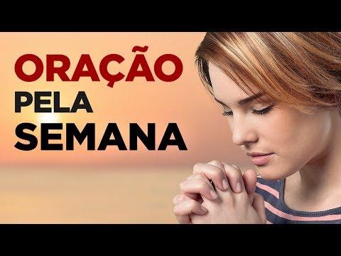 ORAÇÃO PARA UMA SEMANA ABENÇOADA POR DEUS - Pastor Antonio Junior