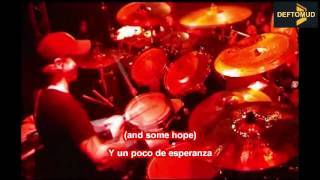 In Flames - Evil In a closet (Subtitulos Español - Ingles) Live Sticky Fingers